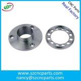 Часть алюминия точности подвергли механической обработке CNC, котор для промышленного компонента