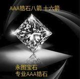 A AAA CZ, jóias de zircónio cúbico