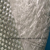 Pultrusionのための編まれた非常駐800gmsによってステッチされるCsm 450GSMのガラス繊維の複合体