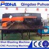 Heißer Sell AMD-357 Hydraulic CNC Turret Punch Press Machine mit CER Certification