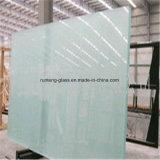 3mmガラスのフロスティング、さまざまなカラーの装飾的な曇らされたガラス