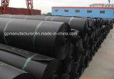 HDPE preto, branco Geomembrane, forro impermeável de Geomembrane