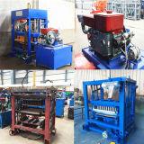 Fabrik verkaufen direkt Diesel der Hydraulikanlage-Qt4-30 keine Elektrizitäts-Block-Maschine