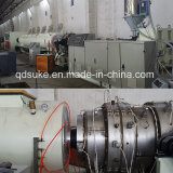 Extrusión de tubo de agua de PVC haciendo Machine-Suke máquina