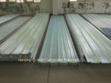 La toiture ondulée de couleur de fibre de verre de panneau de FRP/en verre de fibre lambrisse W172050