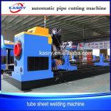 Machine taillante de découpage de plasma de commande numérique par ordinateur de pipe en acier/coupeur conique de pipe