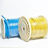 Bt 450/750V 2,5mm2 com isolamento de PVC cobre do fio da Caixa Elétrica, 4mm2 Fio de construção