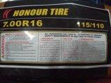 名誉放射状LTRのタイヤ(700R16、700R15)