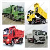 패드 (WG2229230001/WG2229100022/WG2229100042)를 미끄러지는 Sinotruk HOWO 트럭 전송 부속