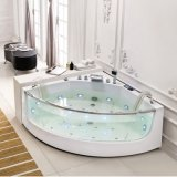 Vasca da bagno indipendente del mulinello della STAZIONE TERMALE di nuovo disegno 2017 con la TV (SF5B011)