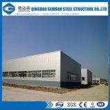 Crear el almacén galvanizado de la estructura para requisitos particulares de acero con la certificación