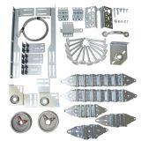 8X7, 9X7, 16X7 의 16X8 차고 문 기계설비 상자 7 ' & 8 ' 높은 주거 문 기계설비 장비