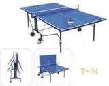 Table de tennis de table (T-04)