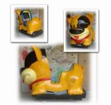 Kiddie Ride(Cowboy Puppy) (B-01003)