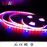 L'indicatore luminoso della corda della stringa di Growlight della pianta del LED per coltiva il progetto di illuminazione