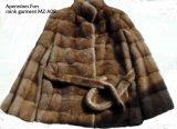 Manteau de vison (MZ -A08)