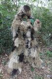 Новый воинский костюм Camo Ghillie пустыни армии оборудования