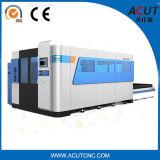 Metal y cortadora na-metálico del laser de la fibra de Acut