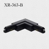 L-Connecteur de lumière de piste de fils du constructeur 3 de la Chine (XR-363)