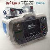 Defixpress bifásica Meditech desfibrilador con módulo de SpO2 opcional