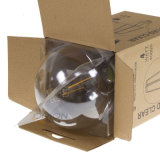 Ampoule de cru du globe 4W E27 de la lumière d'ampoule de DEL Dimmable G80 avec SAA