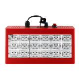 18PCS*1W 다채로운 지면 DJ 장비 단계 LED 스트로브 빛