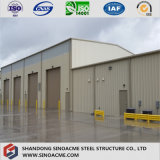Estructura de acero prefabricados Sinoacme Almacén de bastidor de metal