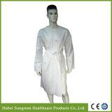 Robe de bain Spunlace, robe de bain non-tissée pour animaux de compagnie