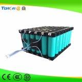 Batteria ricaricabile dello Li-ione 18650 del litio 3.7V 2500mAh per gli indicatori luminosi del LED