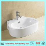 Ceramische Bassin van de Badkamers van de Waren van Ovs het Sanitaire in Goede Prijs