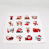 Inventario adecuado regalo de Navidad de color y prendas de vestir de la bolsa de embalaje