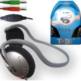 Écouteur de Neckband avec le microphone (TB-M910)