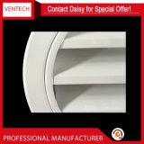 Feritoia rotonda di alluminio del tempo di ventilazione dei sistemi di HVAC