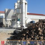 De Molen van het Poeder van de Steen van Yuhong, de Molen van de Molen Raymond in China (4R3216 die) wordt gemaakt