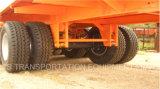 40 piedi del tri asse di rimorchio a base piatta del carico