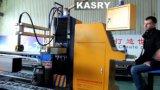 Полностью автомат для резки Kr-Xf8 CNC пробки трубы и квадрата луча h резца профиля справляясь