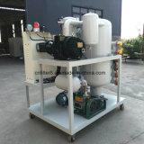 절연성 기름 변압기 기름 기체 제거 탈수함과 재생 기계 (ZYD-50)