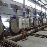 Tijolo concreto ventilado esterilizado que faz a maquinaria