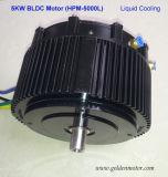 Élevé engine extérieure électrique sans frottoir de rendement (HPM5KW)