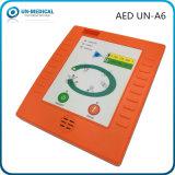 AED van de Eerste hulp van het ziekenhuis automatiseerde Draagbaar Externe Defibrillator