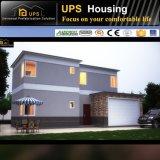 Легкий разгржая готовый сделанный панельный дом стальной структуры