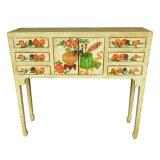 Antike Möbel-Seiten-Tabelle (LWD029)