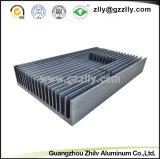 De h-Vorm Heatsink/LED van de Kam van het Aluminium van het Bouwmateriaal Licht
