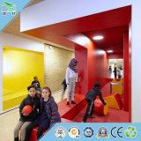 天井の耐火性のガラス繊維の音響パネルの壁パネル