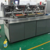 Автоматический принтер экрана для стеклянных бутылок