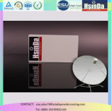 Capa del polvo del poliester de la textura Ral7035 para el crisol del satélite de la TV