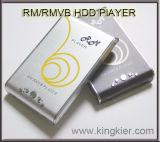 2.5 RM/RMVB HDD-SPELER (RM-801C)