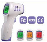 非接触赤外線温度計成人用前頭部温度測定用ガン