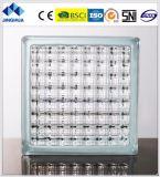 Кирпич ясности 190X190X80mm Bistar заморозка Jinghua стеклянные стеклянный/блок