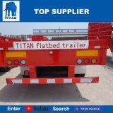 Behälter-Sattelschlepper des Titan-Vehicle-3 der Wellen-40FT